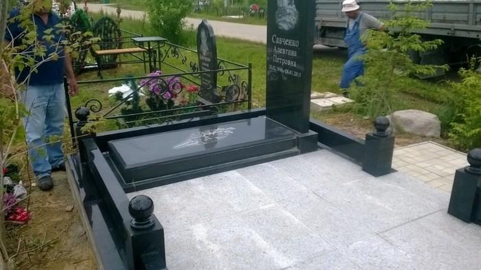 Мемореальный комплекс Калуга Гранит Габро